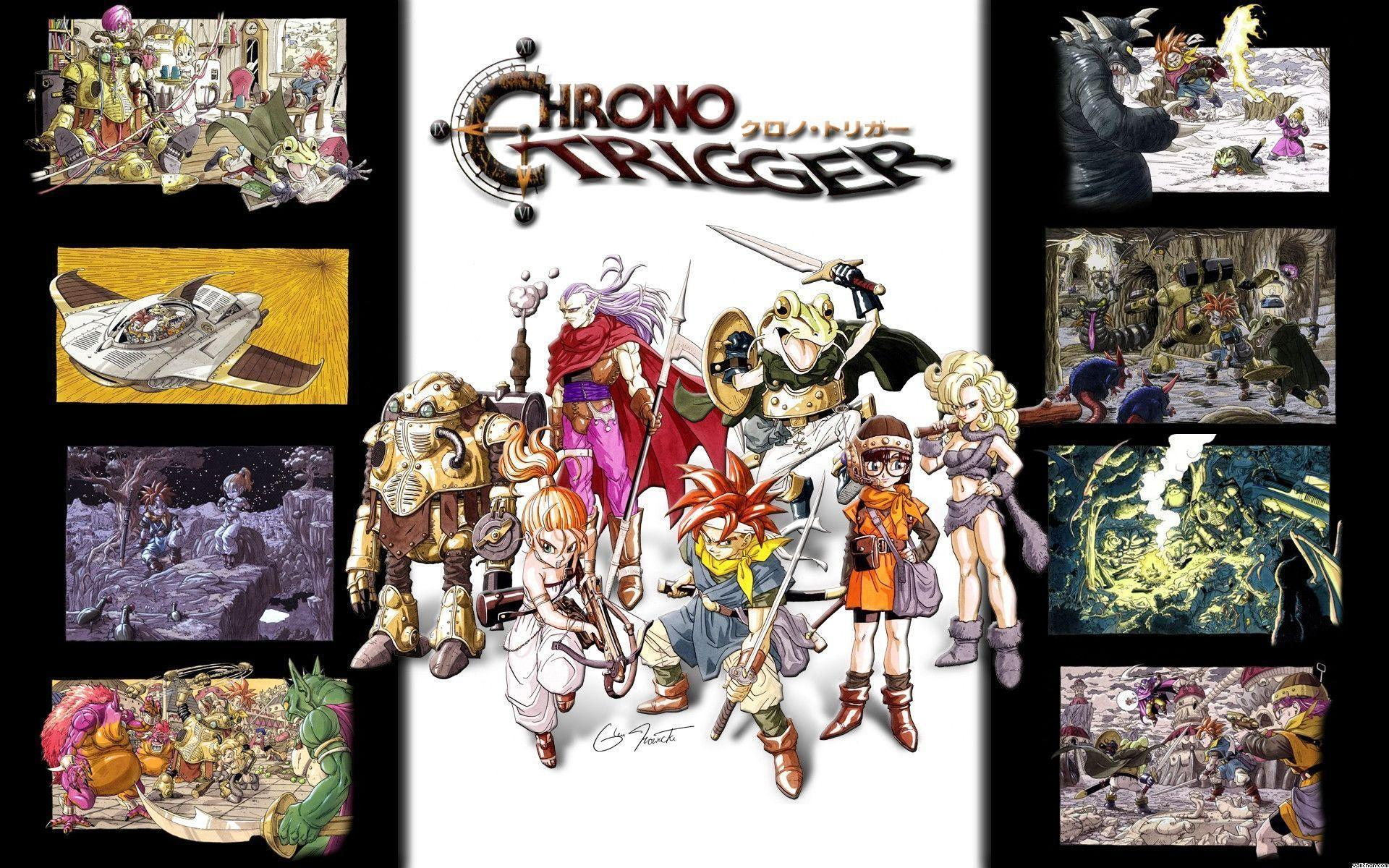 chrono trigger wallpapers – 1920×1200 High Definition Wallpapers