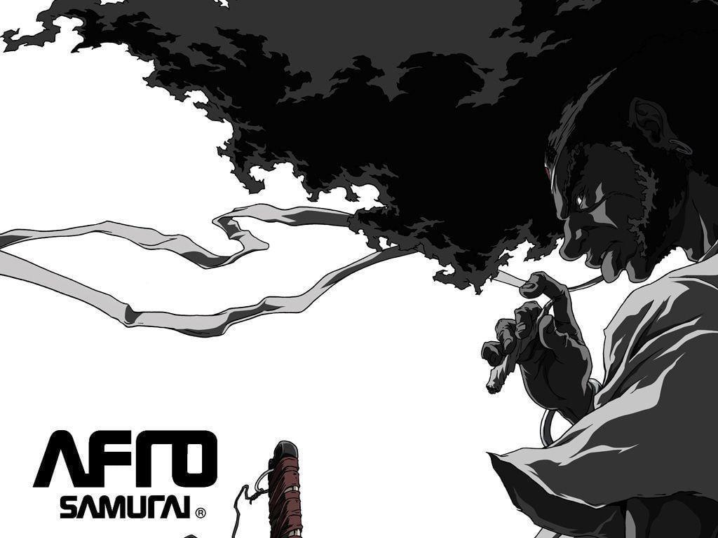 Afro Samurai Wallpaper Hd For Mac