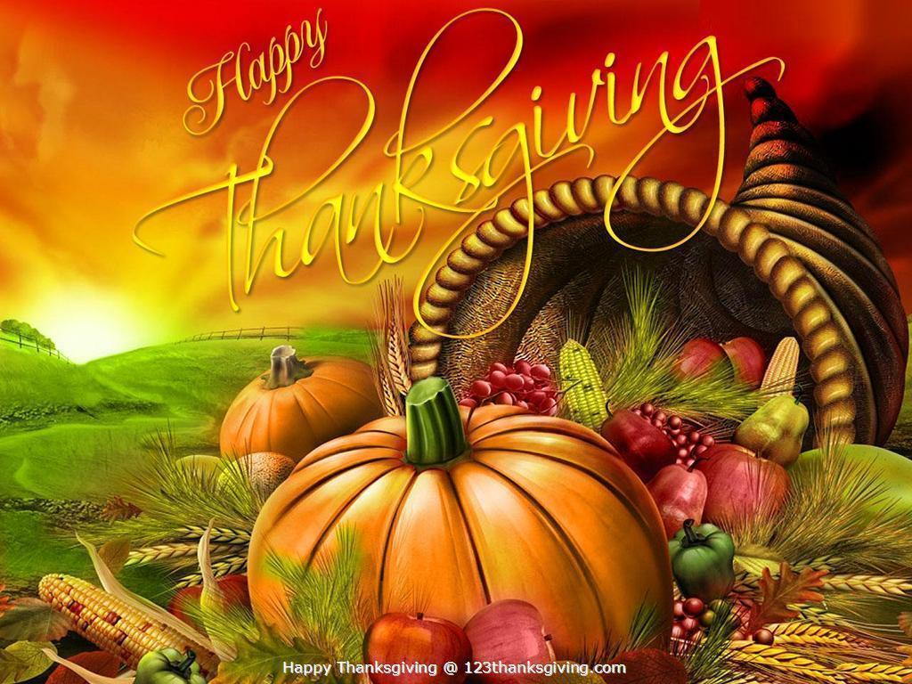 Thanksgiving Desktop Wallpapers For FREE Download