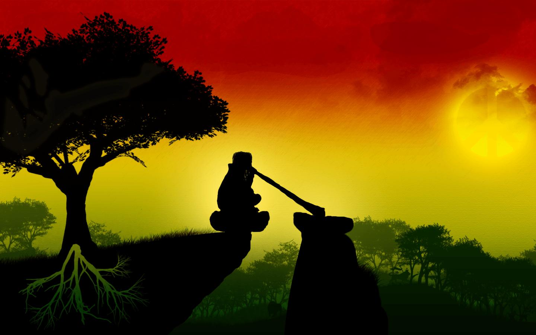 rastafarian lion wallpaper - photo #20