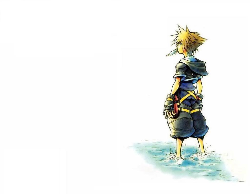 kingdom hearts background - photo #14