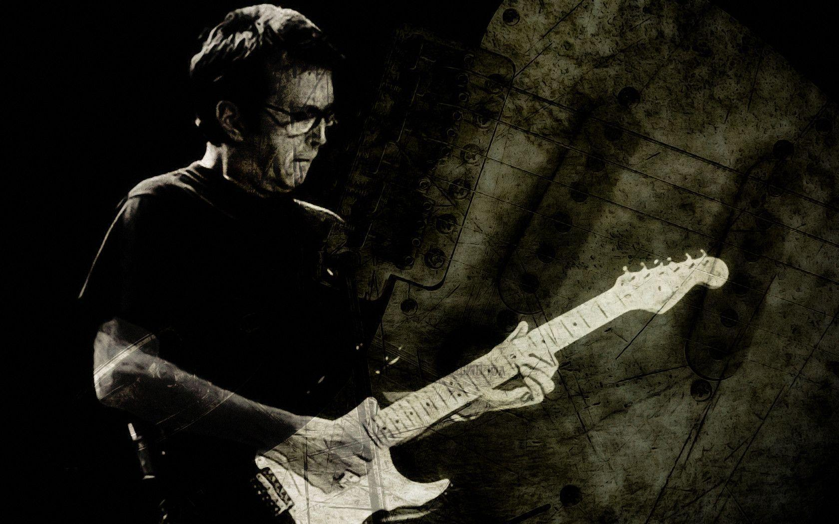 Eric Clapton Strat wallpapers by JohnnySlowhand