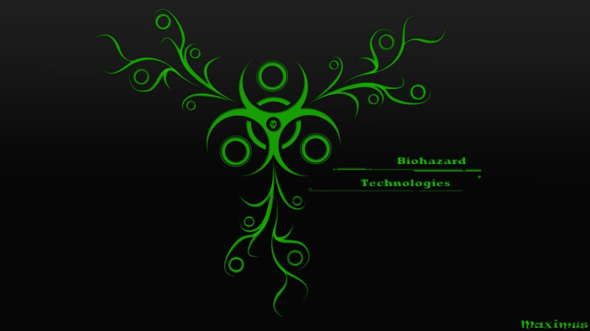 Wallpapers For > Radioactive Symbol Wallpaper