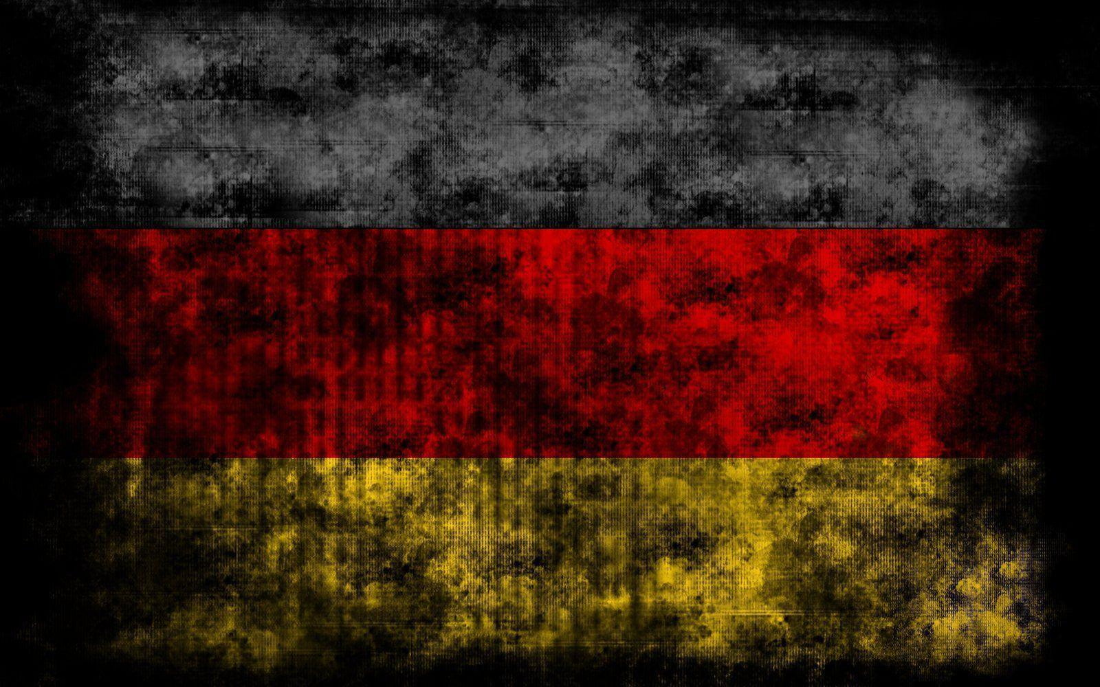 German Flag Wallpaper Abstract - Wallpaper HD
