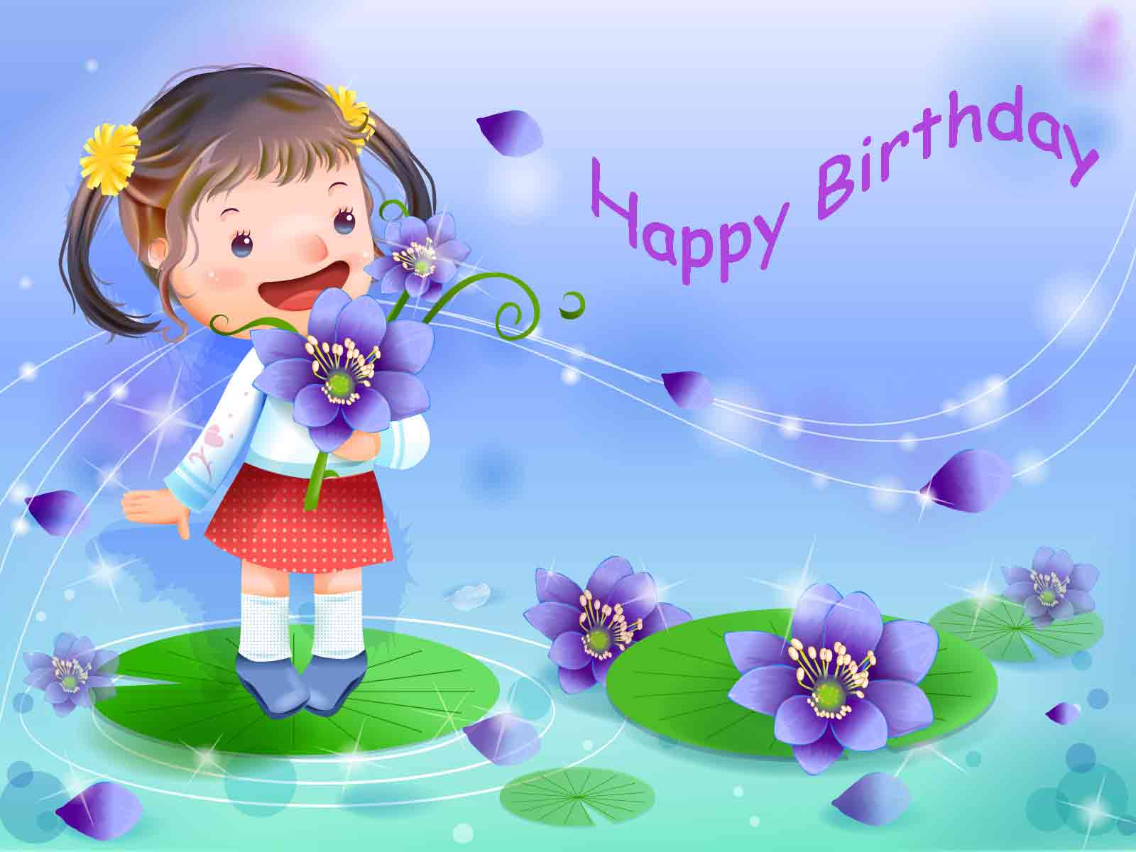Exceptional Wallpapers For U003e Cute Birthday Wishes Wallpapers