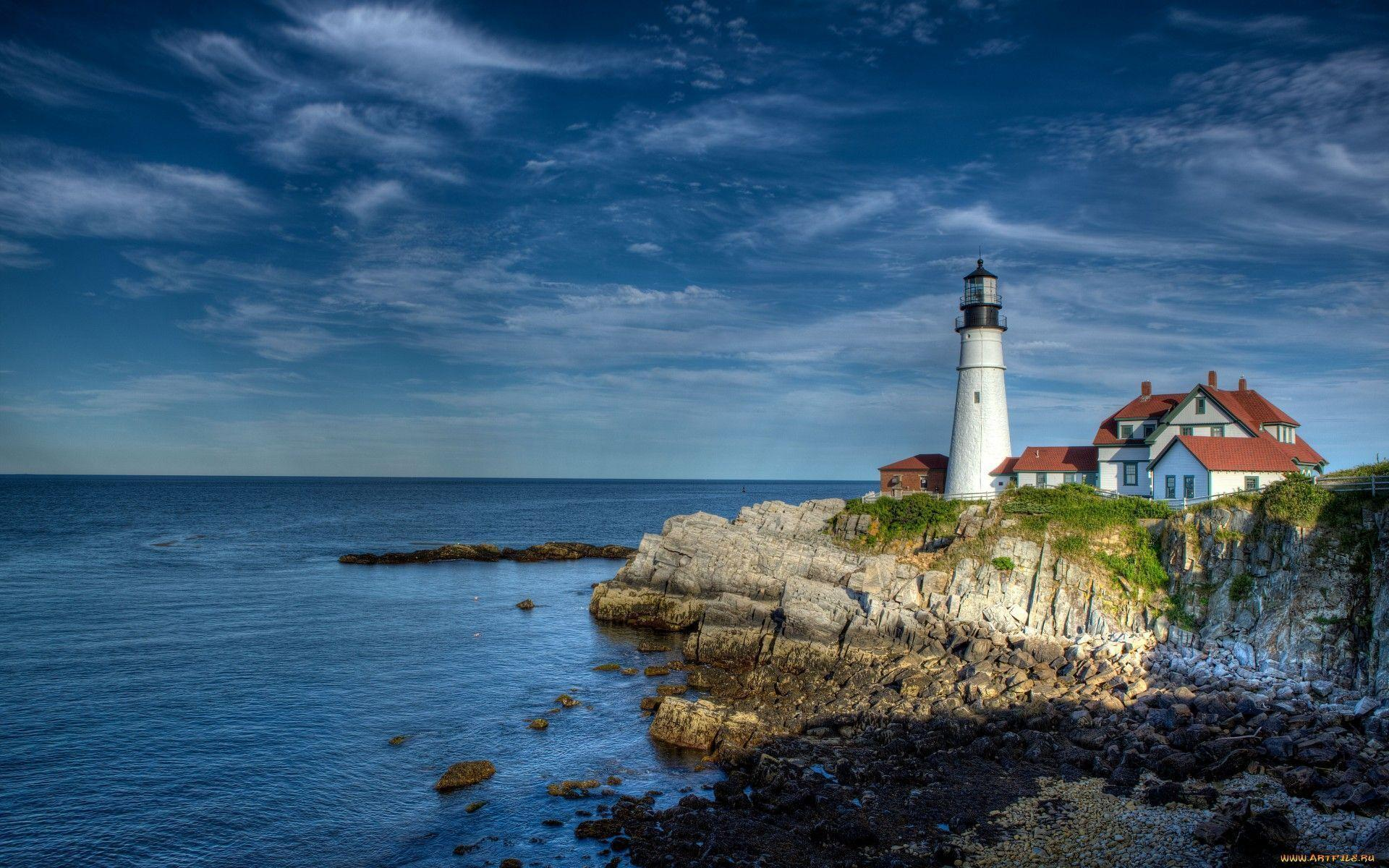 Lighthouse Wallpaper Amazing High Resolution P #5570 Wallpaper ...