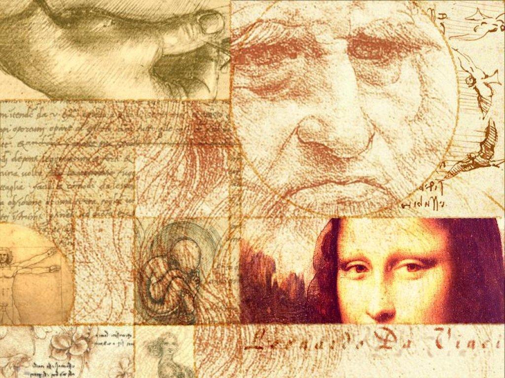 Leonardo Da Vinci Wallpapers - Wallpaper Cave