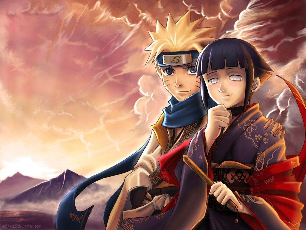 Naruto Love Hinata Wallpapers Wallpaper Cave