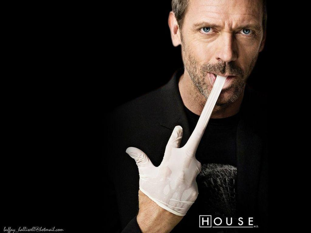 House MD : Desktop and mobile wallpaper : Wallippo