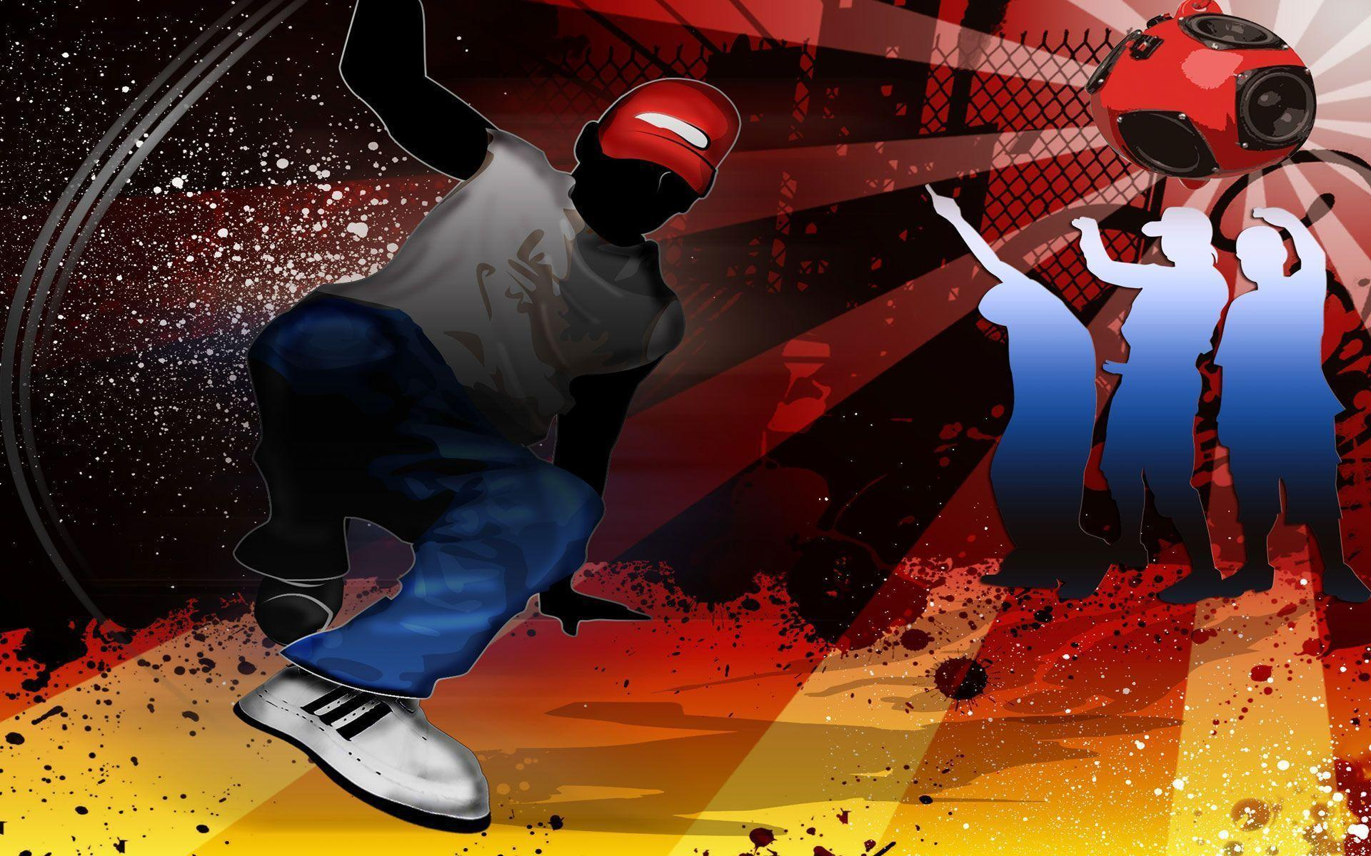 Street Dance Wallpapers