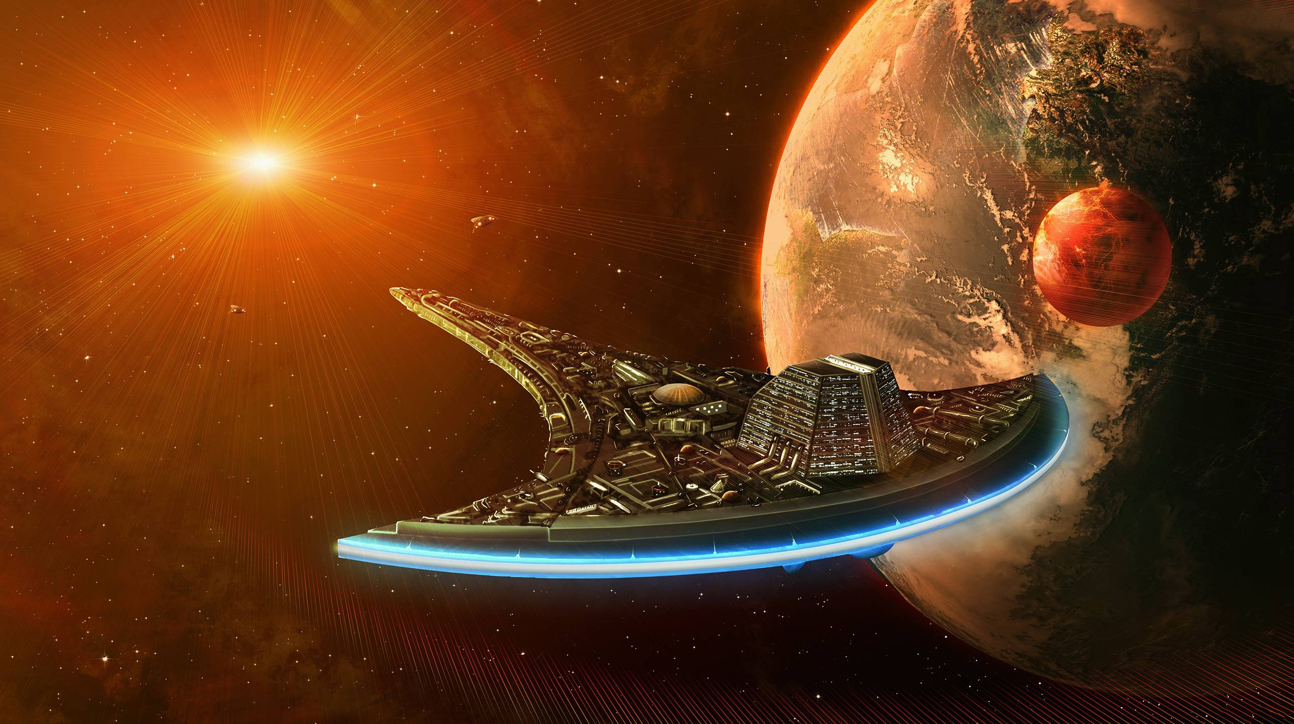 stargate wallpaper universe space - photo #11