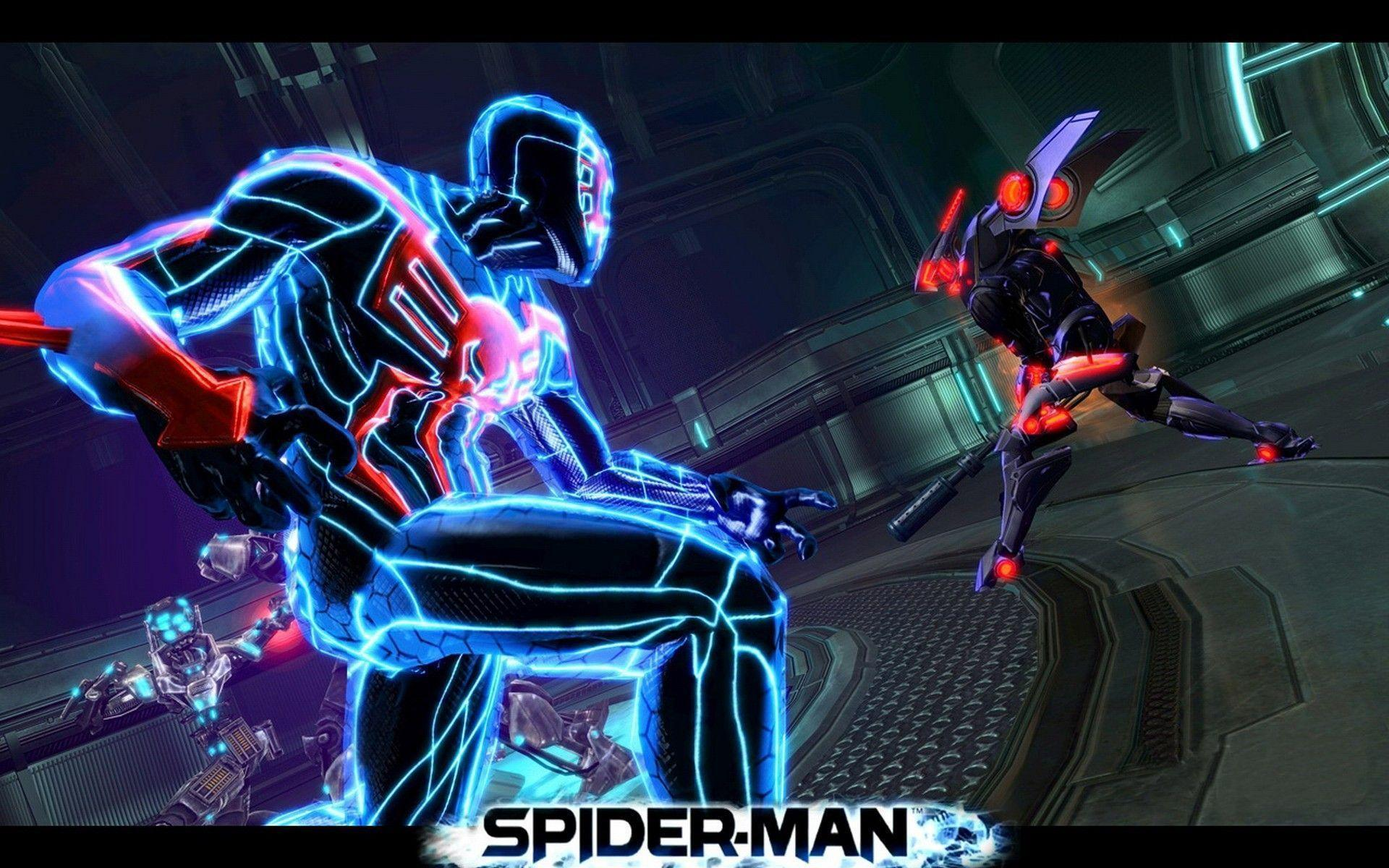 spiderman shattered dimensions wallpapers wallpaper cave