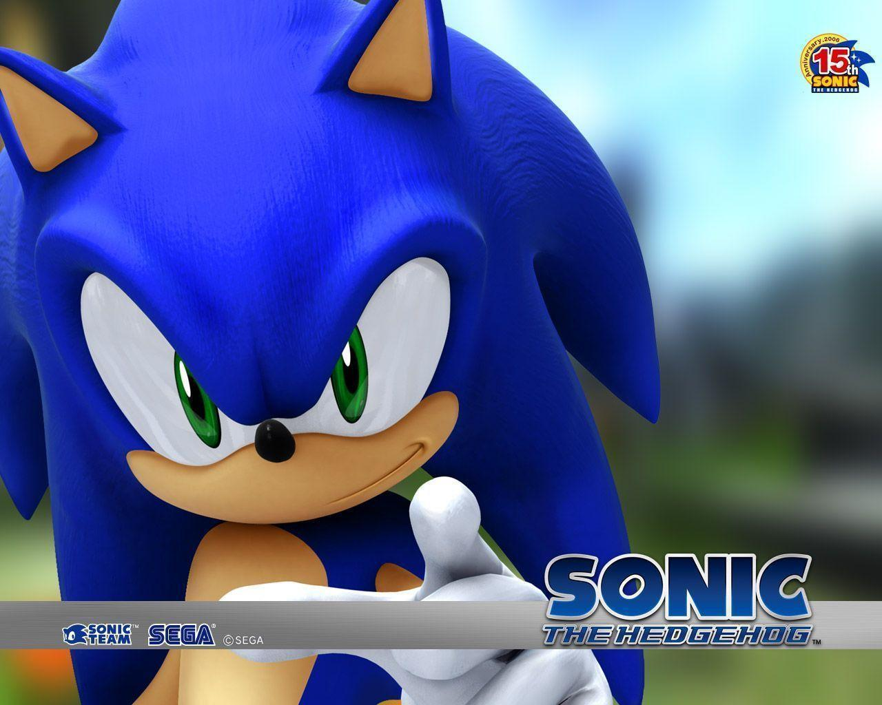 Sonic the Hedgehog Wallpaper 78 | HD Background Wallpaper