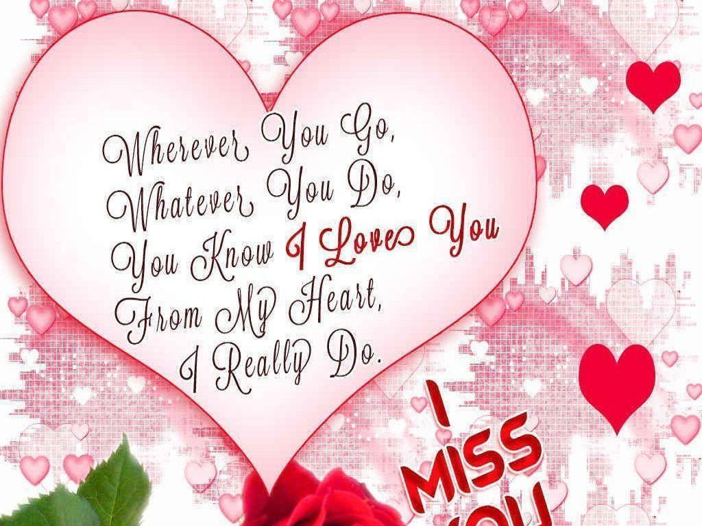 Love Message Wallpapers Wallpaper Cave
