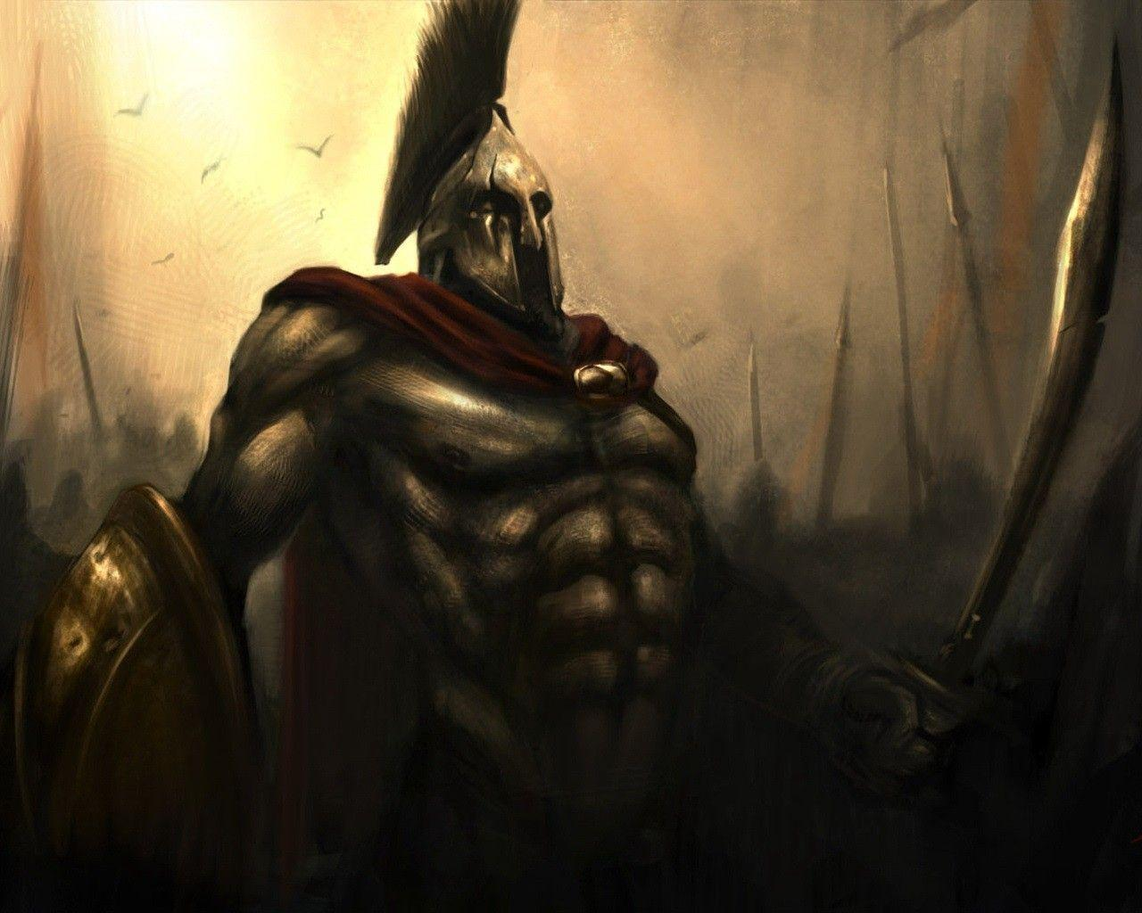 ancient warrior wallpaper hd - photo #8