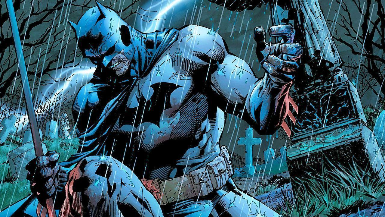 Batman Hush Wallpapers - Wallpaper Cave