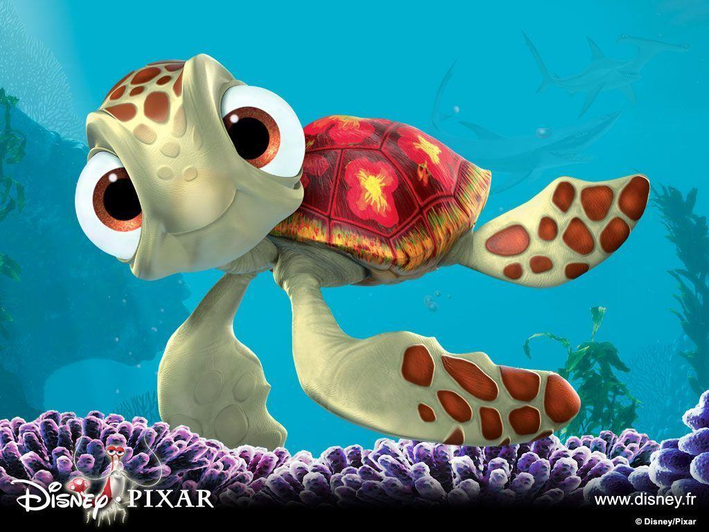 Finding Nemo Disney Wallpapers HD Iphone