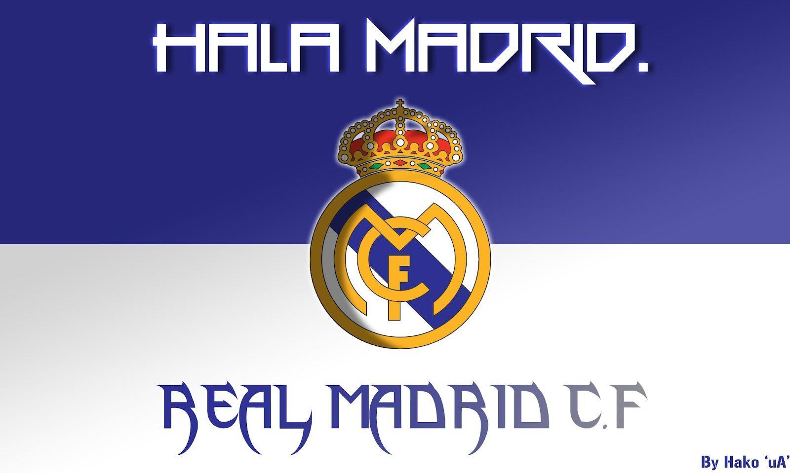 Real Madrid Logo 26 Backgrounds