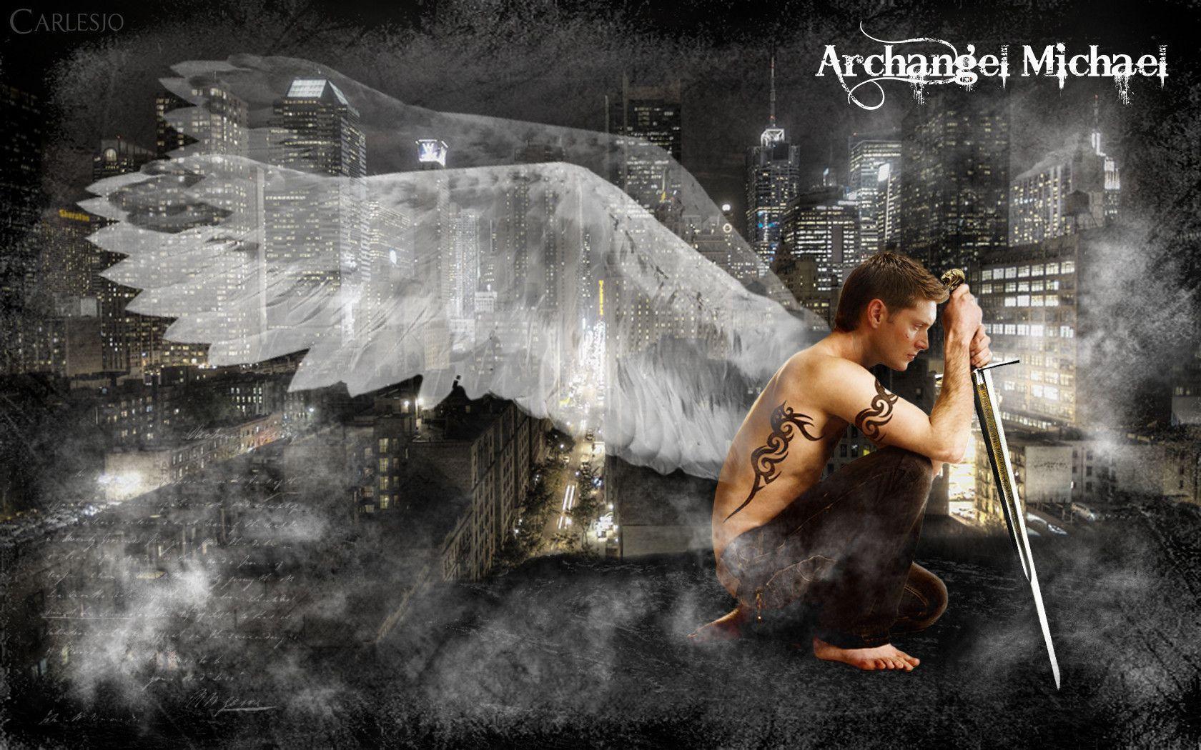 archangel michael wallpaper for computer - photo #13