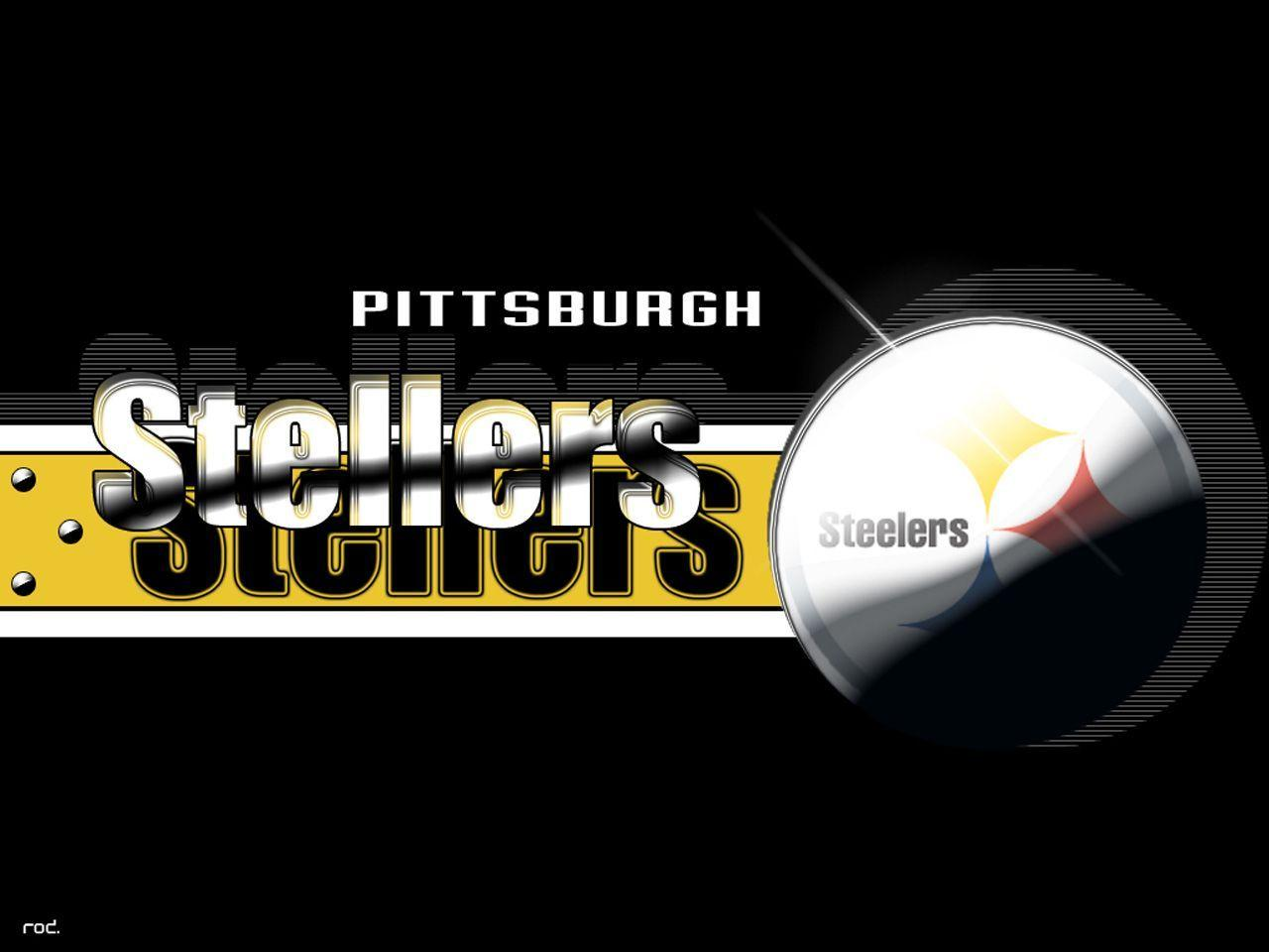 Check this out! our new Pittsburgh Steelers wallpapers