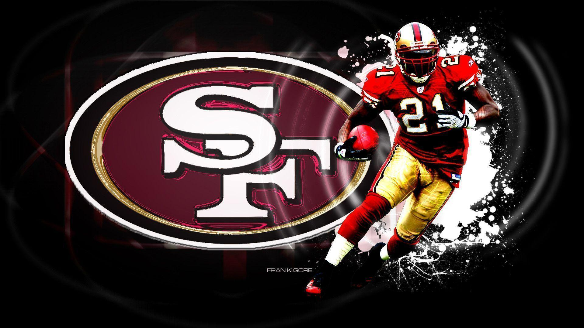 Related Pictures Hd Nfl 49ers Logo Wallpaper High Definition ...