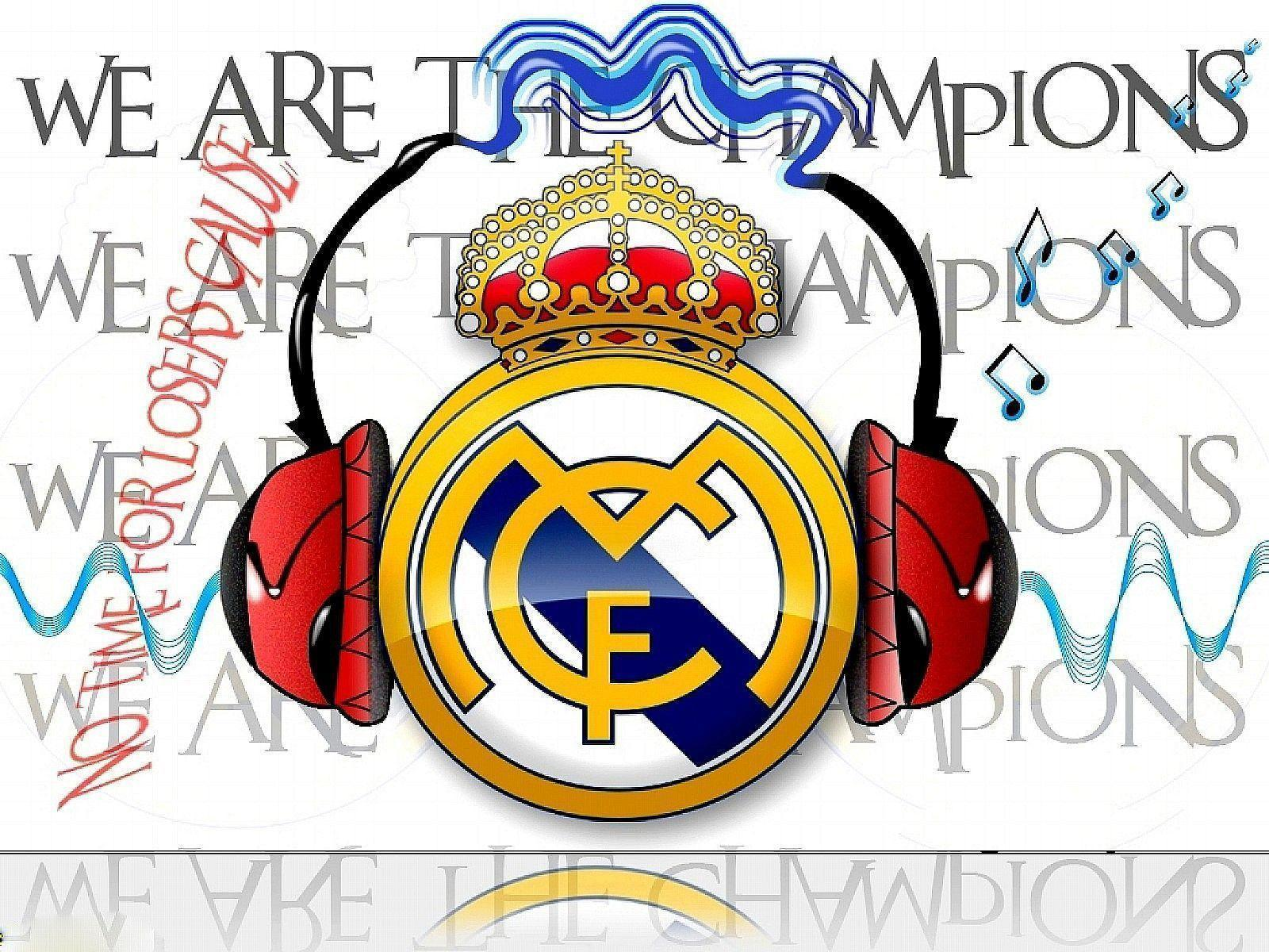pictures of real madrid logo