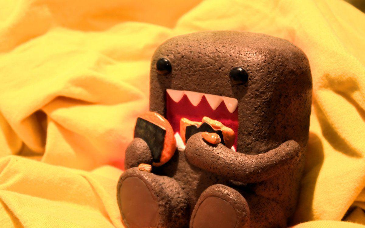 Cute Funny Backgrounds: Cute Domo Wallpapers