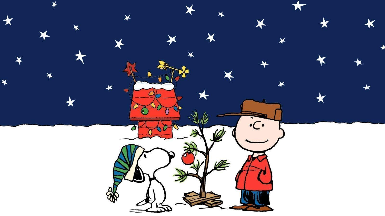 snoopy christmas wallpapers - wallpaper cave