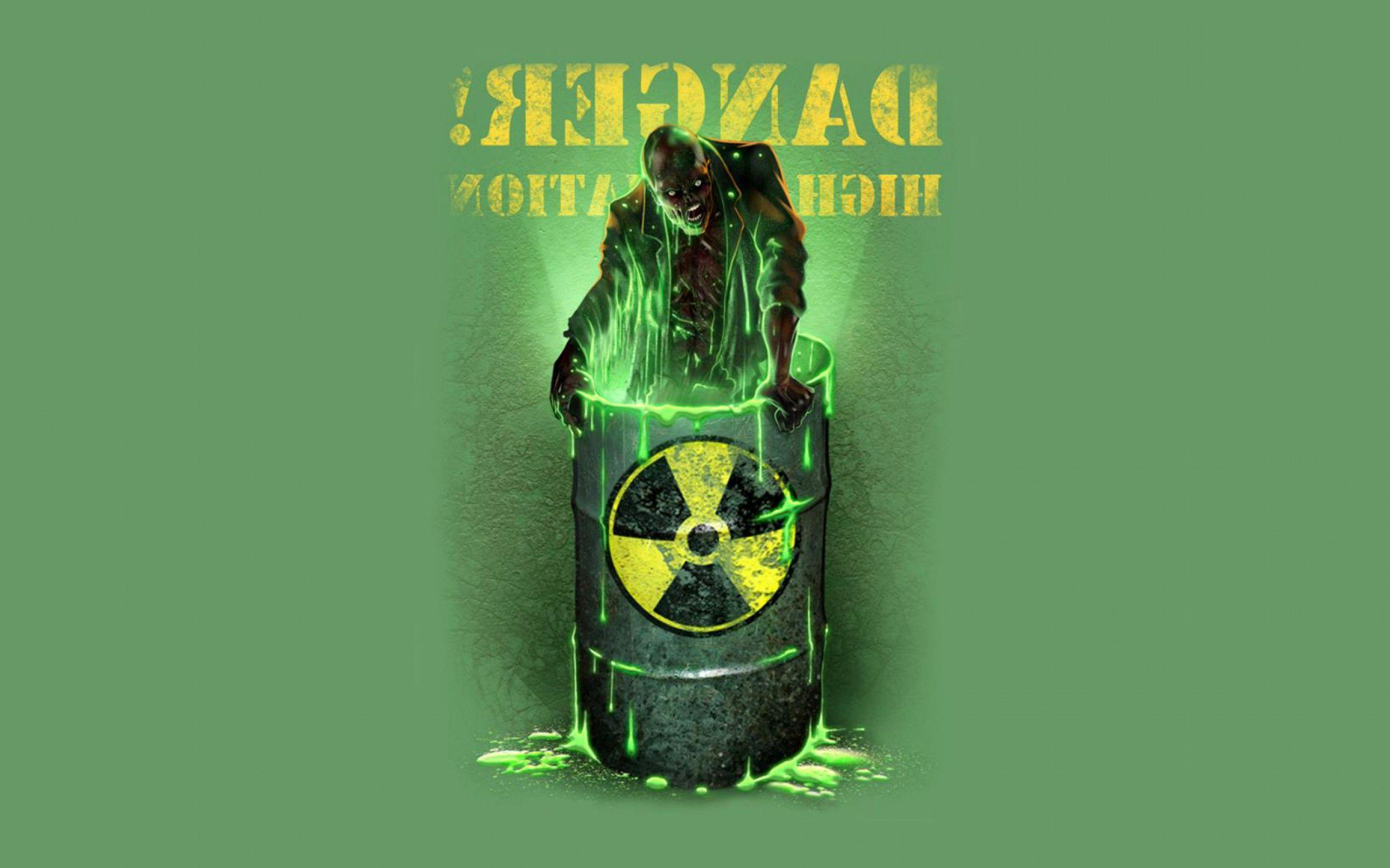 Radioactive Wallpapers Wallpaper