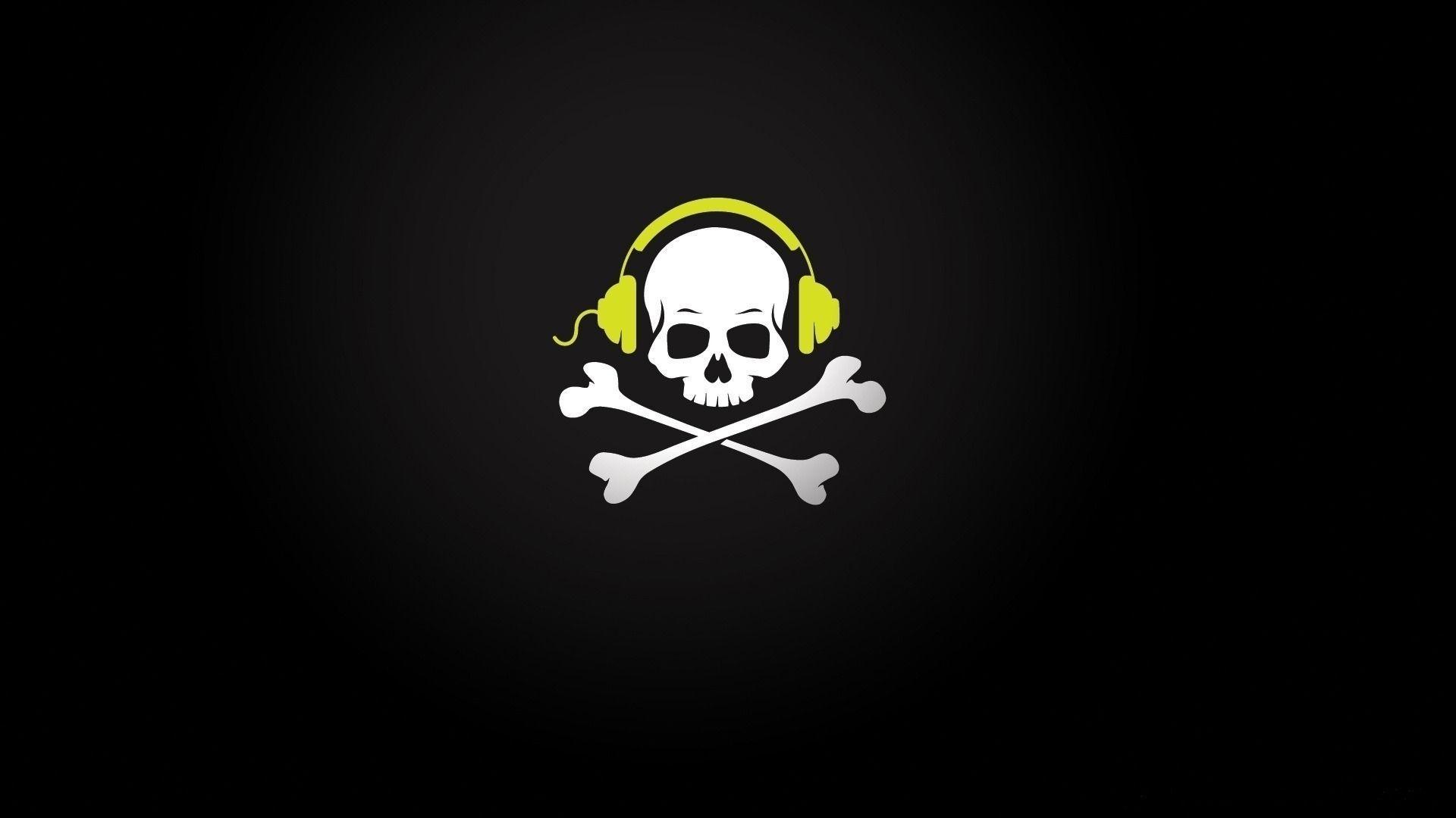 wallpaper skull bones pirate - photo #22