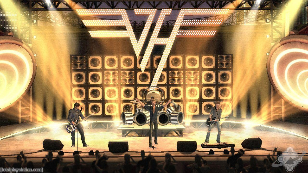 Guitar Hero: Van Halen Wallpapers