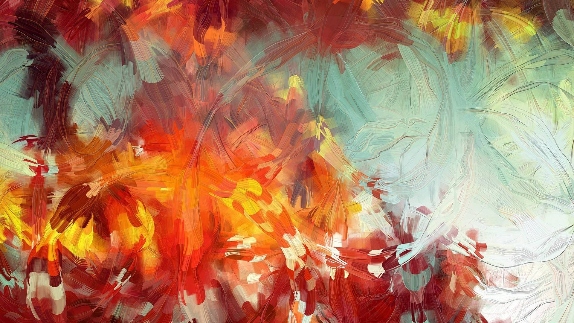 Abstract painting wallpapers wallpaper cave for App that makes pictures look like paintings