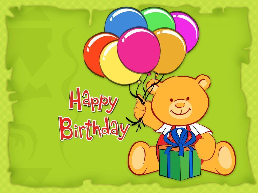 Cute Happy Birthday Free Wallpaper #11687 Wallpaper computer ...