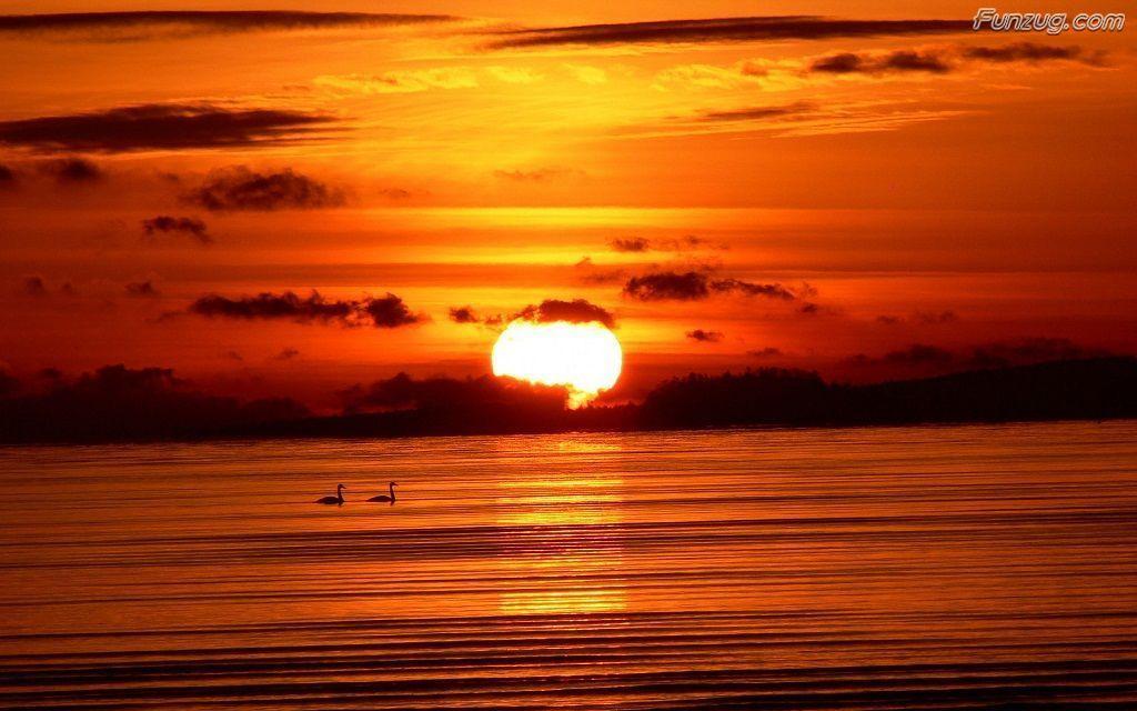 Funzug.com | Beautiful Sunrise Wallpapers