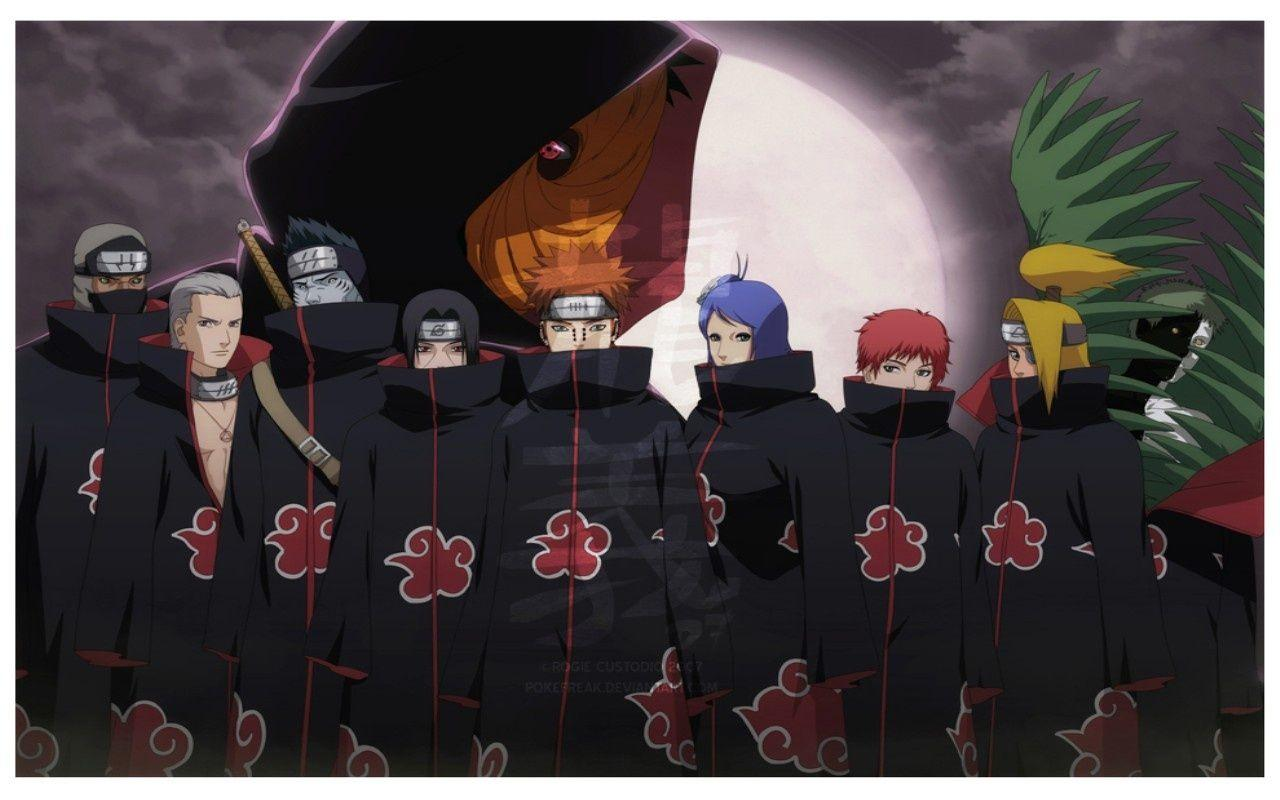 Akatsuki Wallpaper Hd - Viewing Gallery