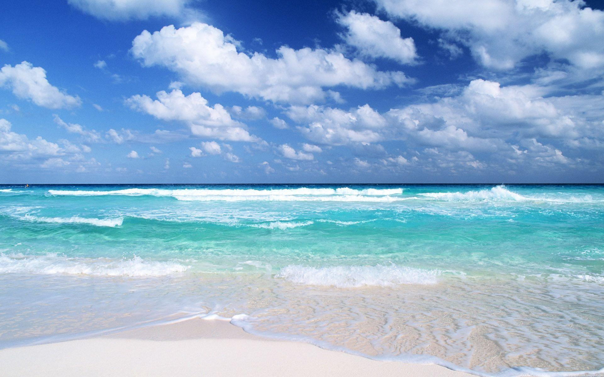 HD Beach Desktop Backgrounds - Wallpaper Cave
