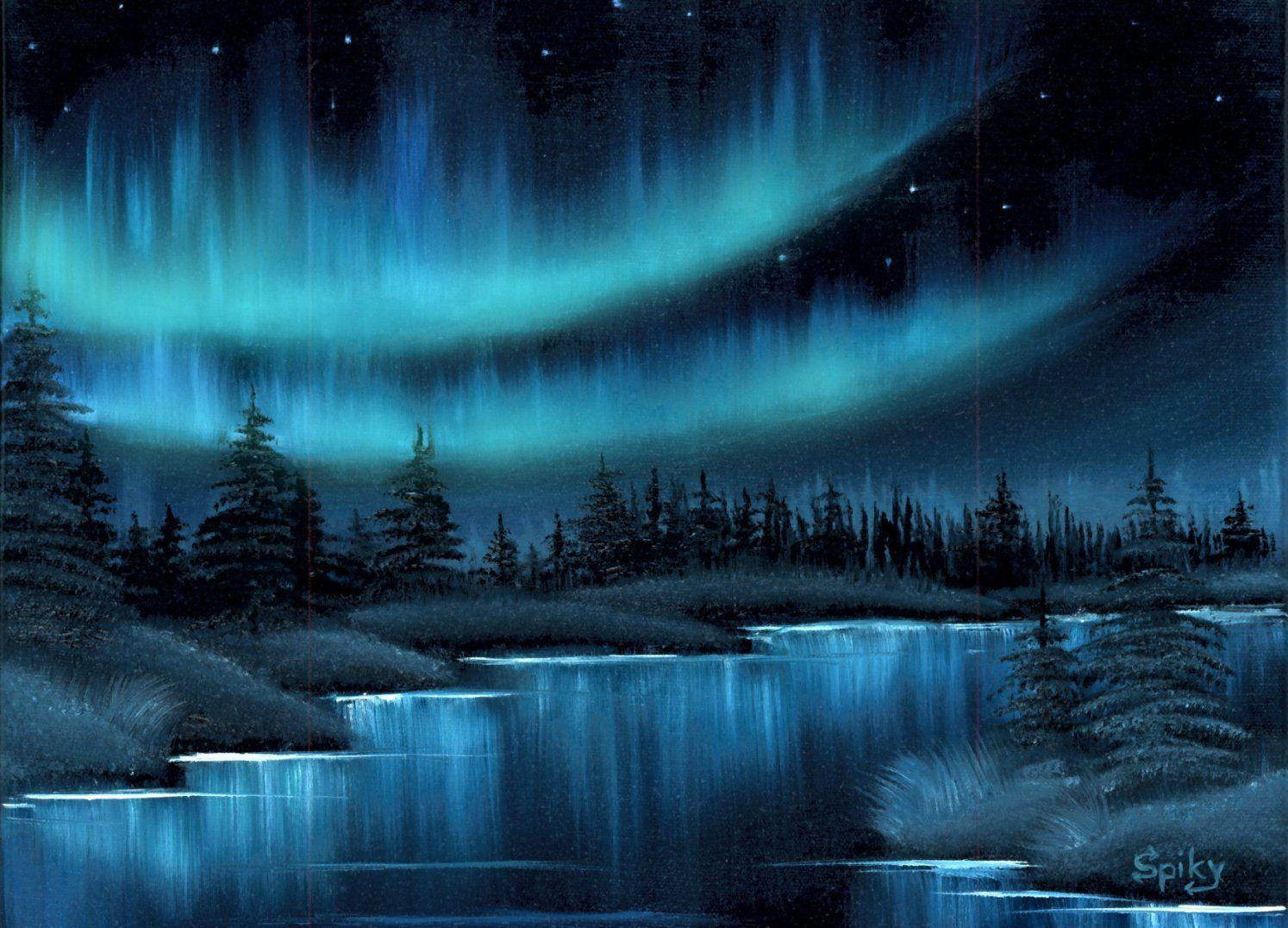 Image For > Real Northern Lights Hd