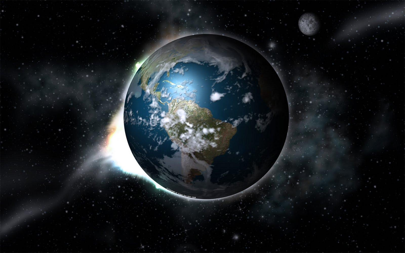 Wallpapers For > Earth Wallpapers Widescreen