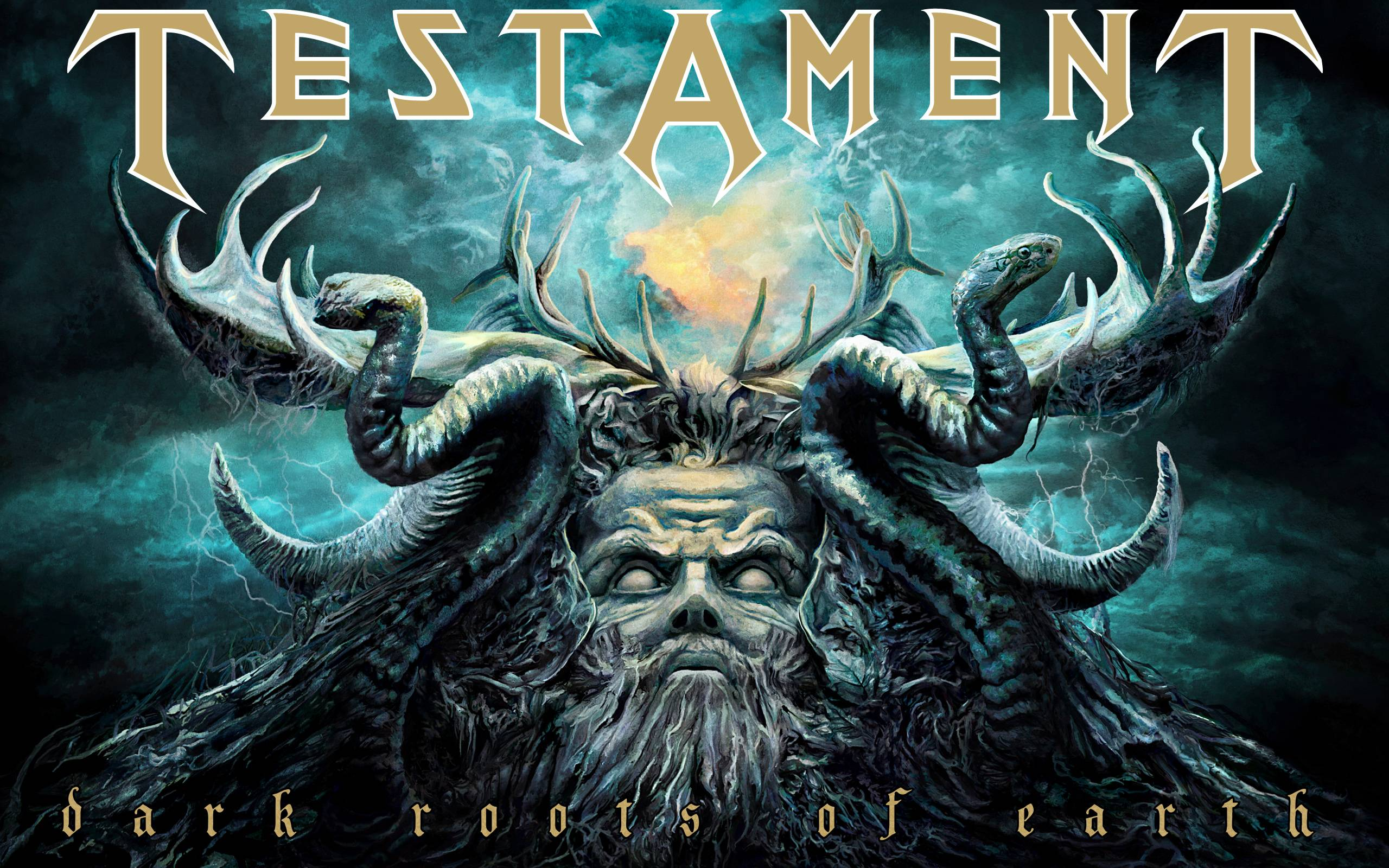 Testament Thrash Metal Band Wallpapers