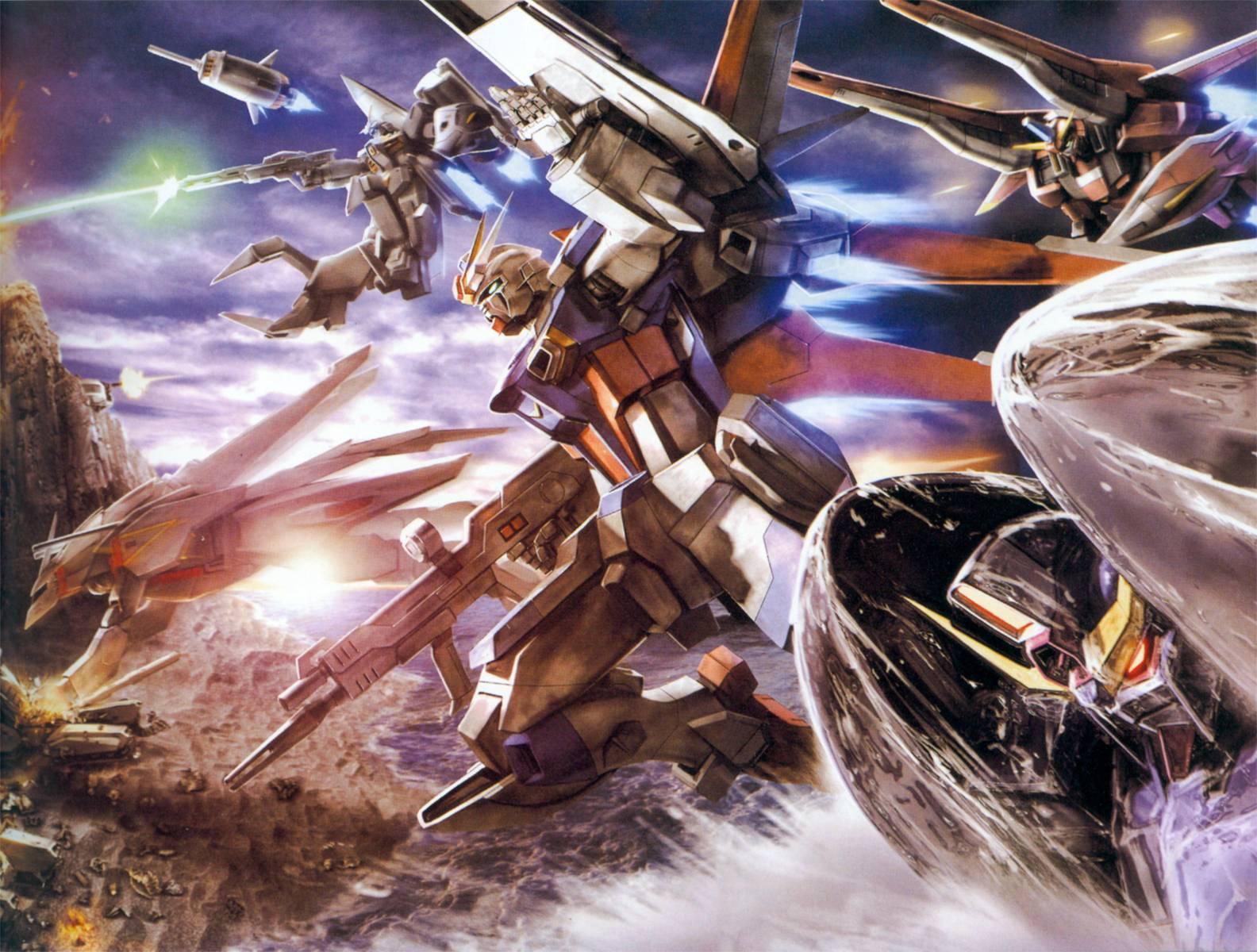 G Gundam Wallpapers Wallpaper Cave