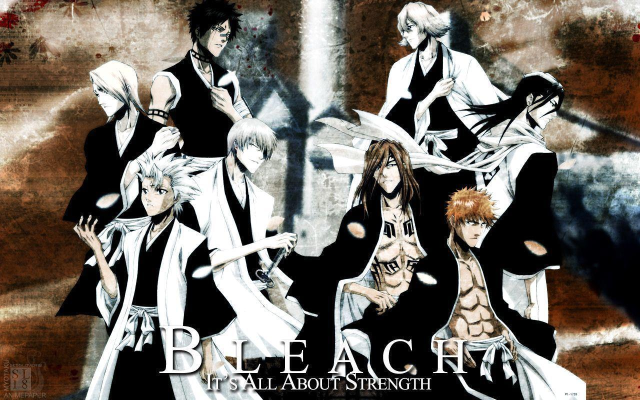 Bleach Anime Wallpapers - Wallpaper Cave