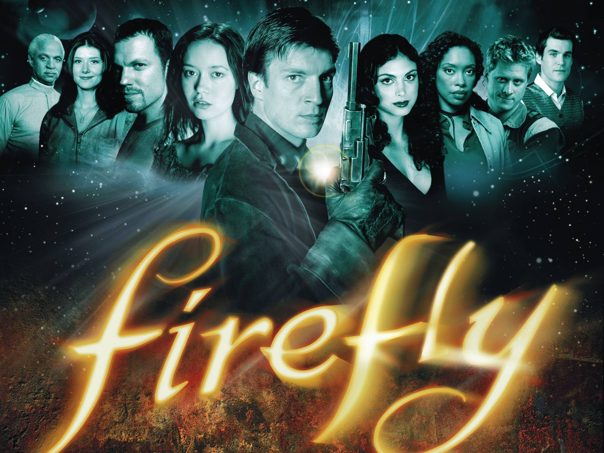 Firefly (Wallpaper) - Science fiction Wallpaper