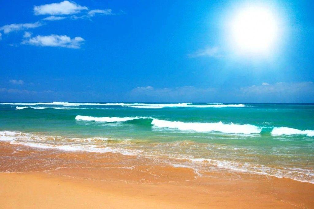 sunny beach wallpapers wallpaper cave