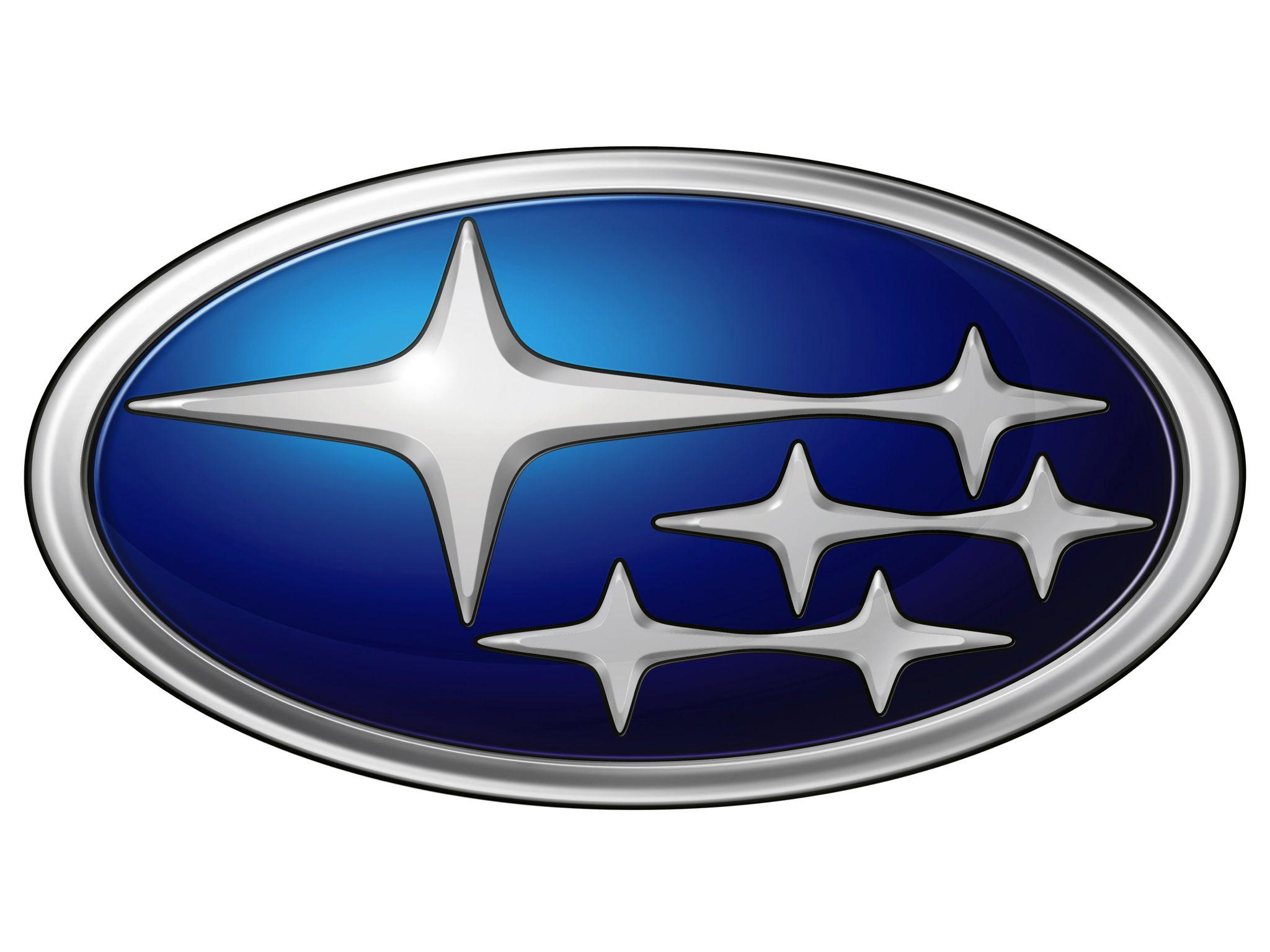 Logos For > Subaru Emblem Wallpapers