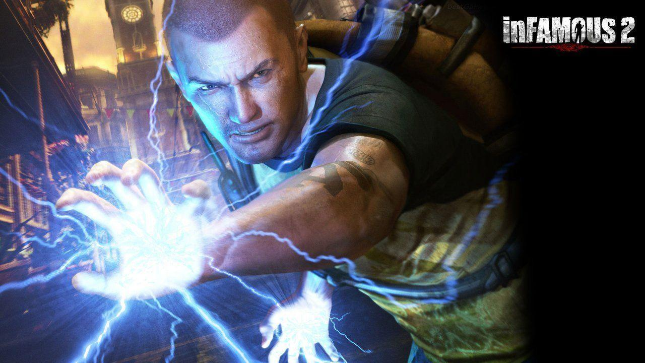 Infamous 2 Wallpapers in HD