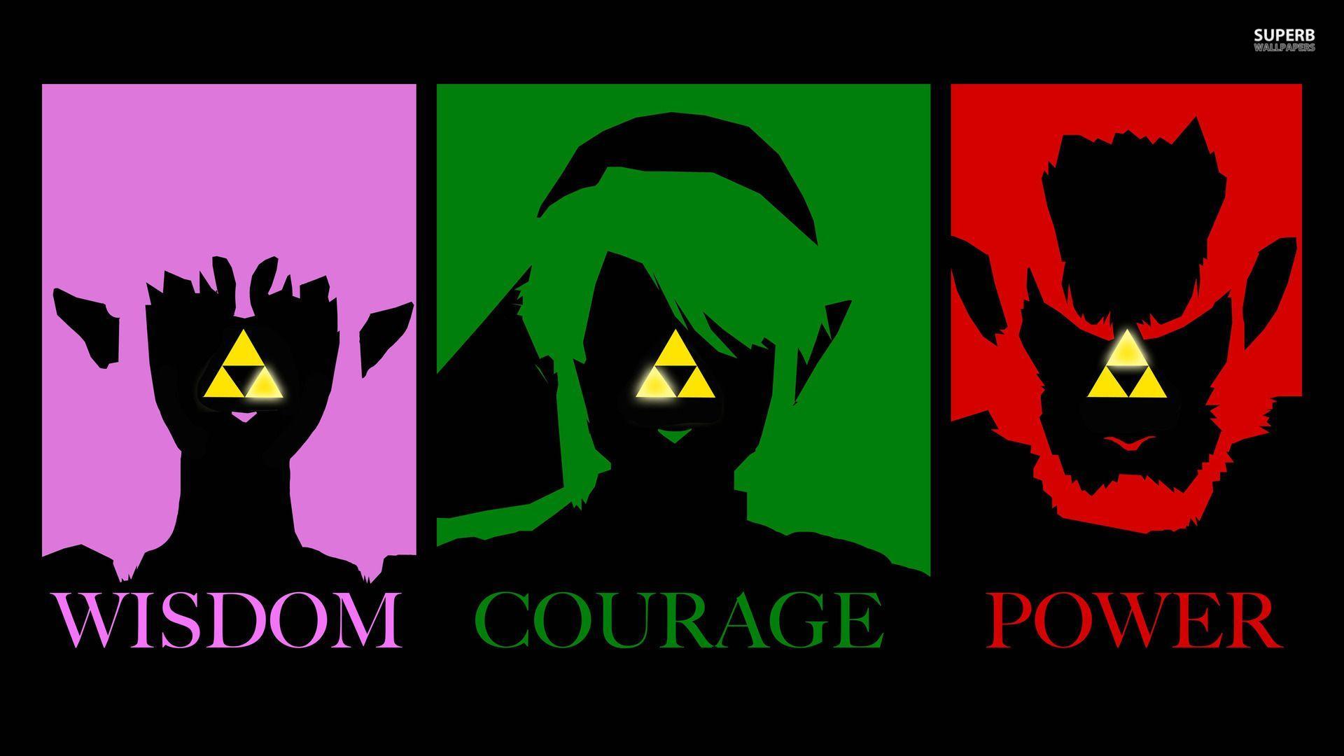 Zelda Triforce Wallpapers - Wallpaper Cave