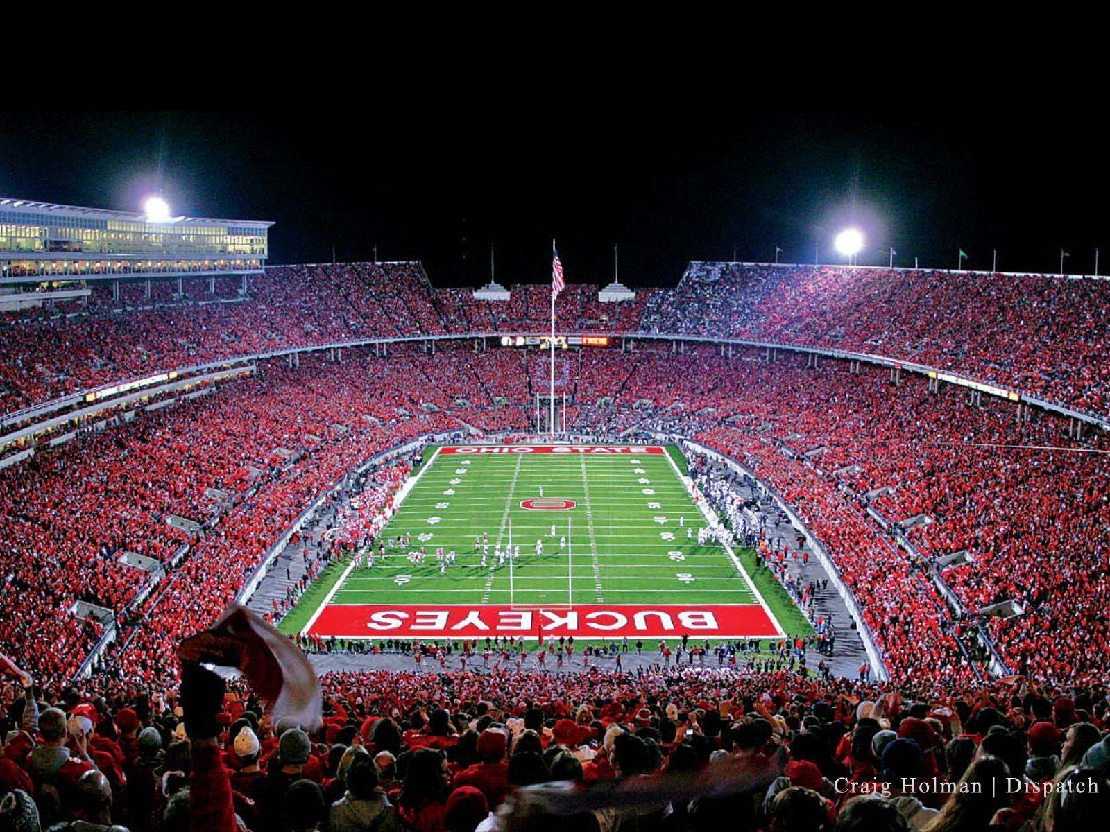 OHIO STATE BUCKEYES college football