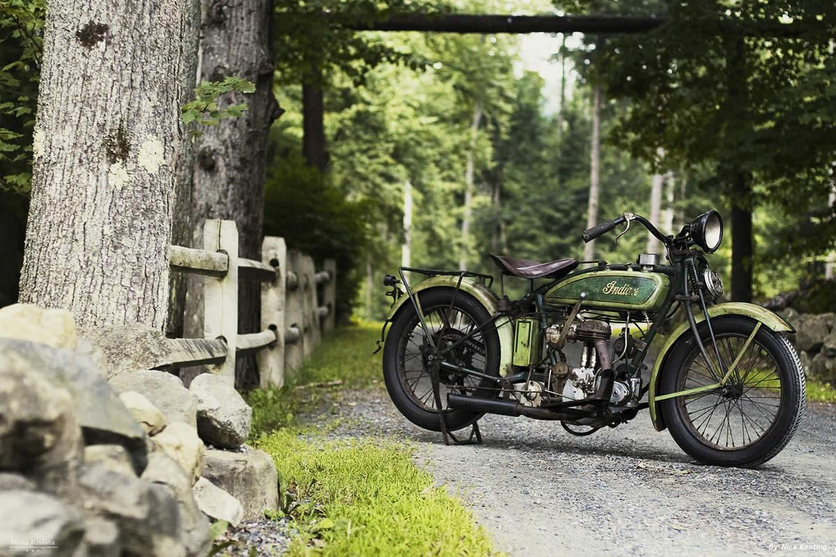 Indian Prince Motorcycle Wallpapers by Nick Keating