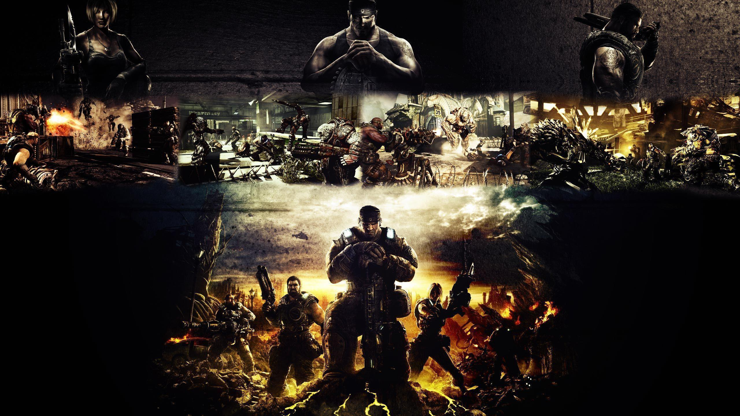Gears Of War 3 Wallpapers: Gears Of War 3 Wallpapers HD