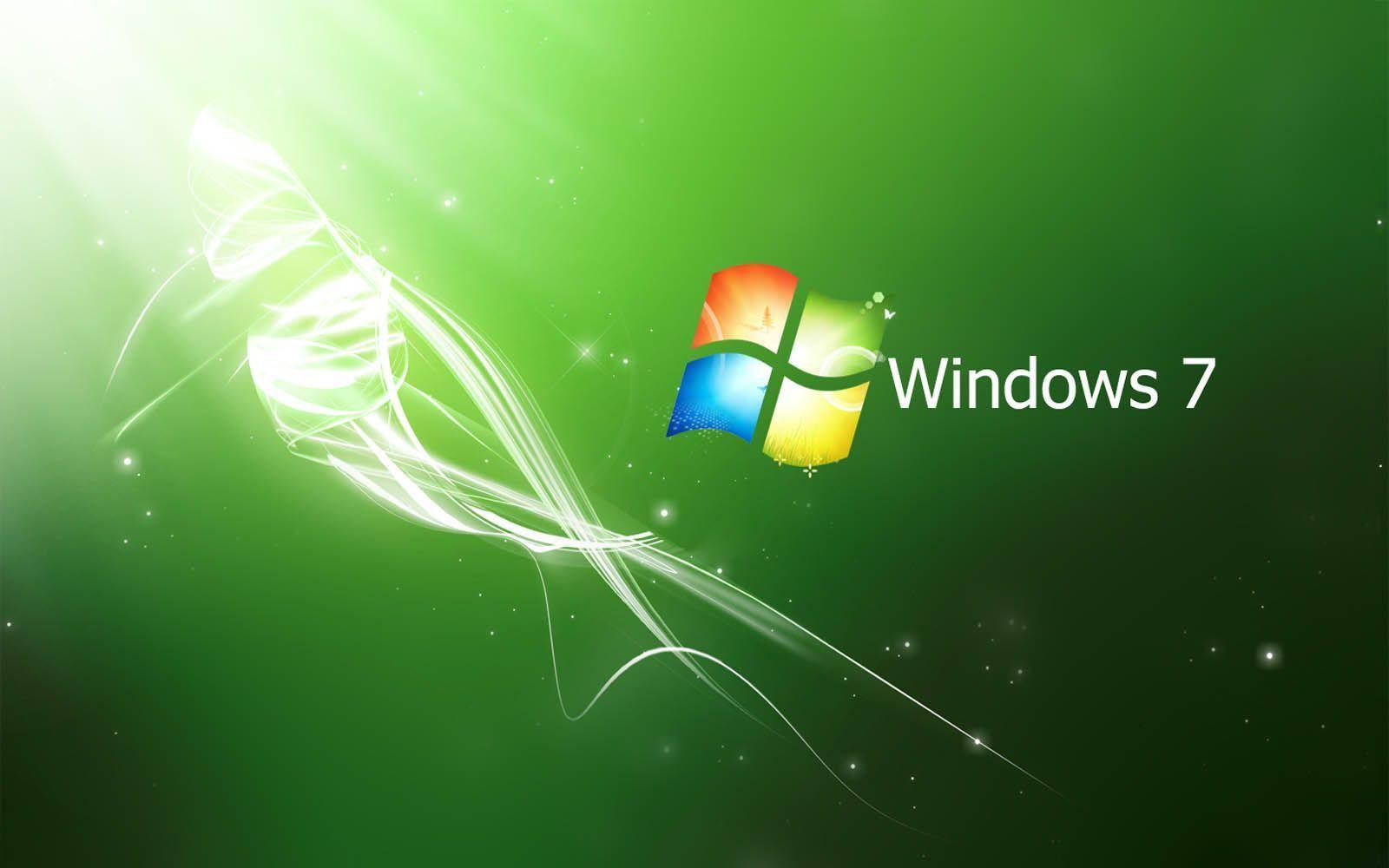 Window 7 Wallpapers For Desktop Wallpaper Cave